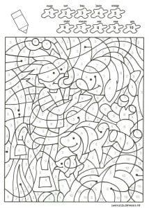 besplatno-raskraski-po-nomeram-dlya-detej-214x300 Раскраски по номерам