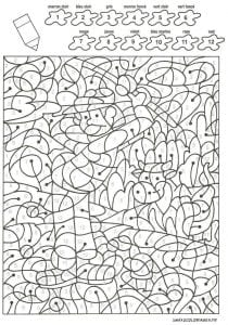 besplatnyie-raskraski-nomeram-detyam-210x300 Раскраски по номерам