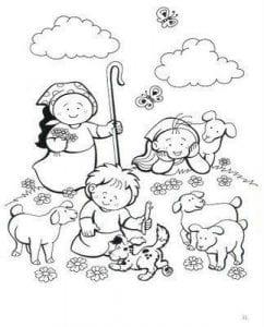 по православию для детей раскраски