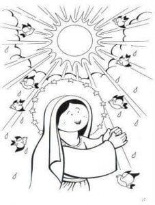 скачать бесплатно для детей по православию раскраски распечатать
