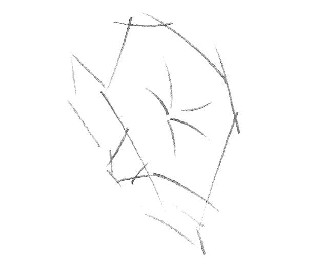 -шаг-1 Уроки рисования