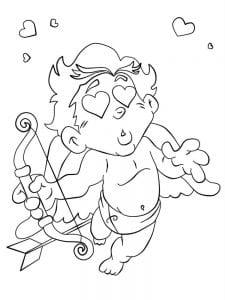 ангелы картинки для детей раскраски бесплатно