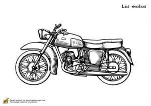 бесплатно раскраски мотоциклы распечатать