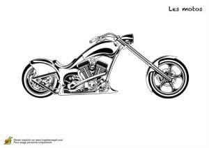 -мотоцикл-раскраска-300x212 Мотоциклы
