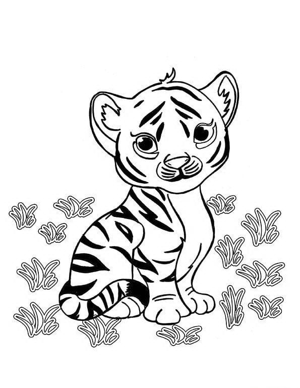 -зверюшки-для-малышей раскраска зверюшки для малышей