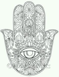 рисунок татуировка узор