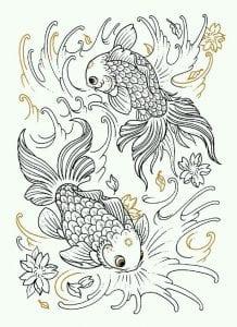 скачать антистресс татуировки раскраска