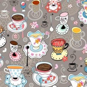 Чашки раскраски