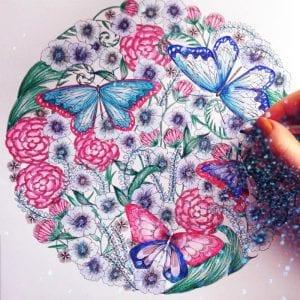 1-1-300x300 Природа раскраски