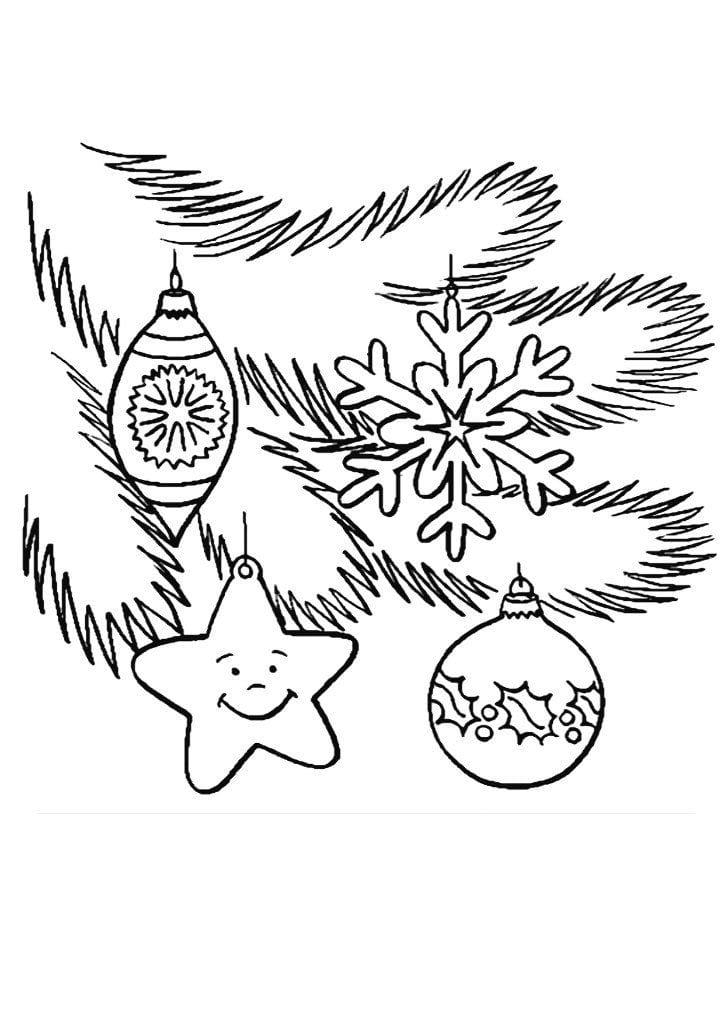 4 5 лет новый год раскраски детям а4 рисовака
