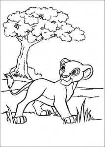 a4-pro-korol-lev-raskraski-214x300 Король лев