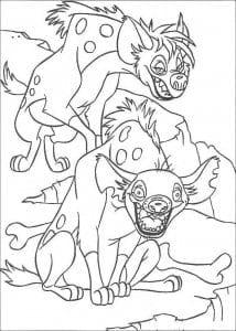 a4-raskraska-korol-lev-raspechatat-besplatno-214x300 Король лев