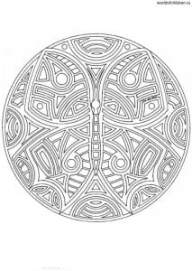 albom-raskraska-mandaly-213x300 Мандалы на белом