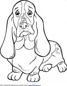 антистресс скачать собаки раскраски