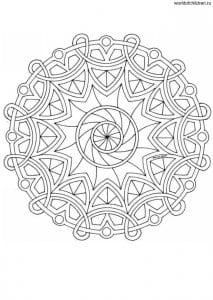 antistressovye-raskraski-mandaly-213x300 Мандалы на белом