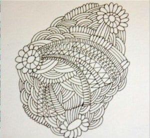 антистрессовые раскраски узоры