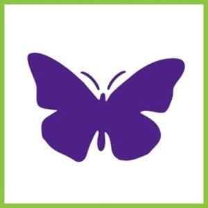 бабочки для детей распечатать раскраска