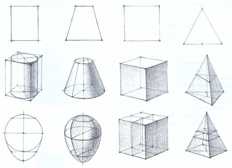 baza Уроки рисования