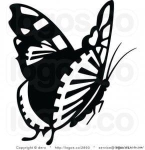 бесплатно бабочек раскраски для девочек