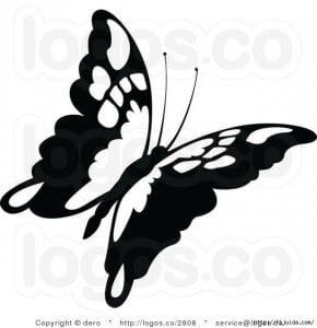 бесплатно бабочек раскраски про