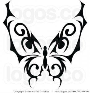 бесплатно бабочка детей 3 лет раскраска