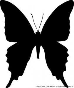 бесплатно бабочки антистрессовые раскраски