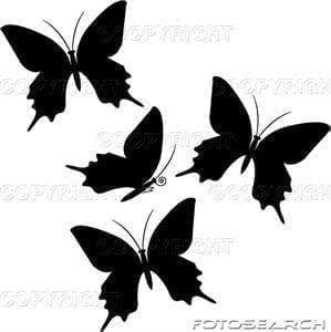 бесплатно бабочки раскраски для девочек