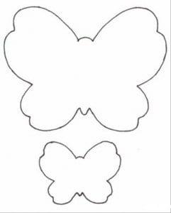 бесплатно девочек цветы и бабочки распечатать раскраски для