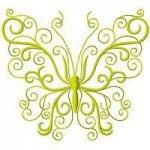 бесплатно для детей детского сада раскраски бабочек