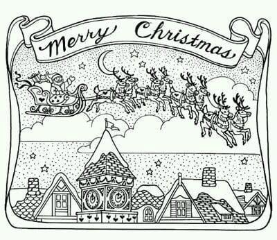 бесплатно для детей раскраски новый год картинки