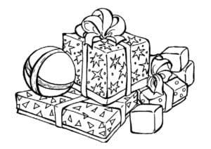 besplatno-dlja-devochek-novyj-god-raskraski-a4-300x212 Новый год и Рождество