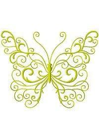 бесплатно для самых маленьких бабочка раскраска