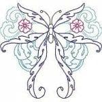 бесплатно для взрослых бабочек раскраски