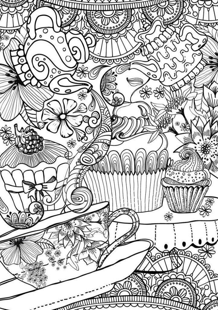 бесплатно еда и продукты раскраски на тему 1