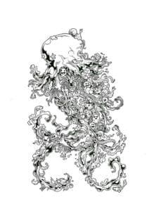 бесплатно картинки для срисовки дудлинг