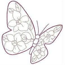 бесплатно крупные раскраски бабочки