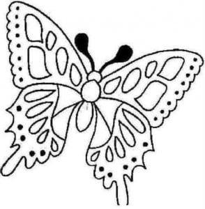 бесплатно на тему бабочки раскраски