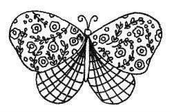 бесплатно про бабочек онлайн раскраски