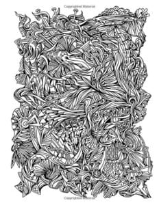 besplatno-raskrashivat-dudling-232x300 Дудлинг
