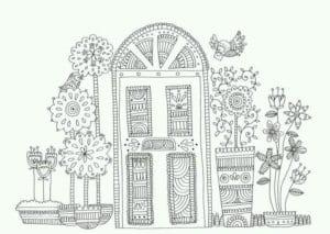besplatno-raskraska-dver-dlja-detej-300x213 Двери и арки