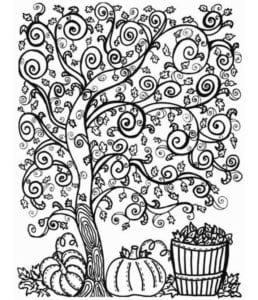 бесплатно  раскраски на тему хэллоуин распечатать