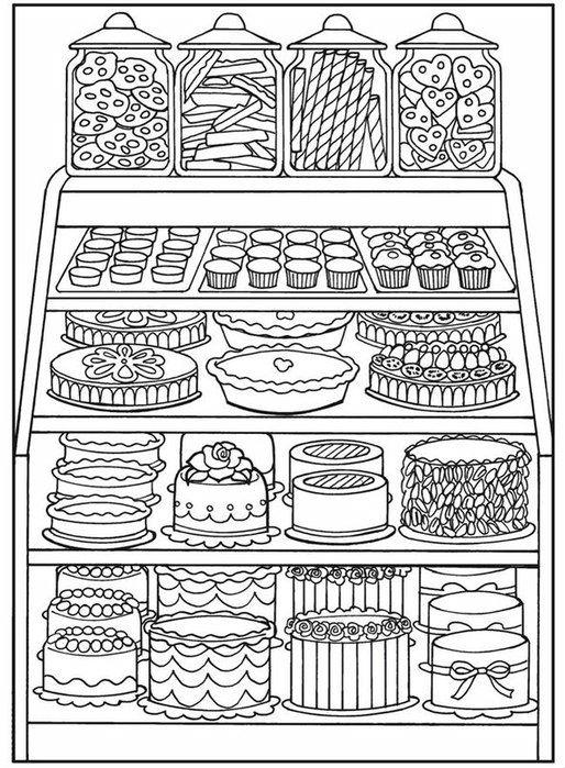 besplatno-raskraski-pro-edu-raspechatat-1 бесплатно раскраски про еду