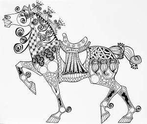 besplatno-raskraski-pro-loshadej-onlajn-300x252 Лошади и единороги