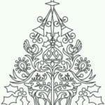 бесплатно распечатать и рождество раскраски новый год