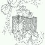 бесплатно распечатать на новый год картинки раскраски снежинок А4