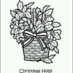 бесплатно распечатать новый год и рождество раскраски