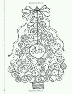 бесплатно распечатать новый год малышей раскраска А4
