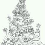 бесплатно распечатать новый год раскраски для девочек