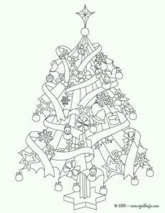 бесплатно распечатать новый год в лесу новогодние раскраски А4