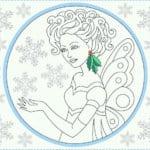 бесплатно распечатать раскраска новый год малышей